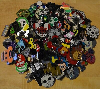 Disney Trading Pins - Lot of 10 - NO DUPES