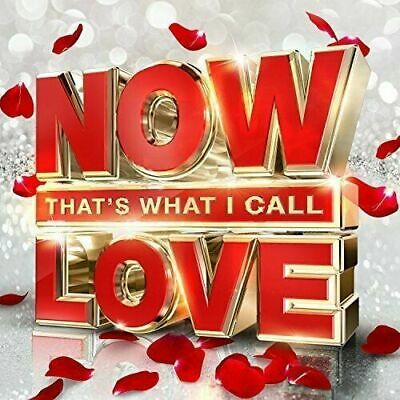 Now That's What I Call Love [New & Sealed] Digipack 3CD