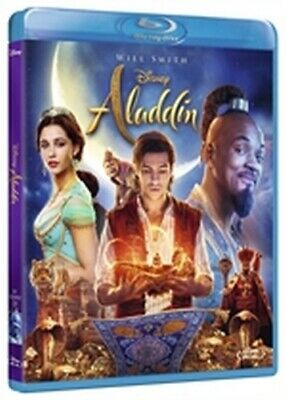 Aladdin (2019) (Blu-Ray Disc)