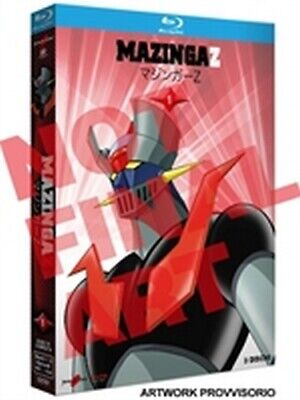Mazinga Z - Vol. 1 (3 Blu-Ray Disc) - ITALIANO ORIGINALE SIGILLATO -