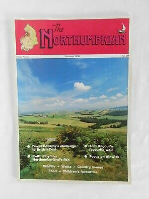 The Northumbrian Magazine No 3  Summer 1988
