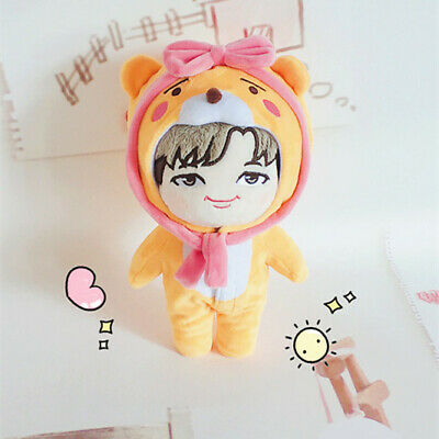 KPOP Shinee Nct EXO BTS Plush Doll's Clothes Dope-Closet Ryan Coverall【no doll】