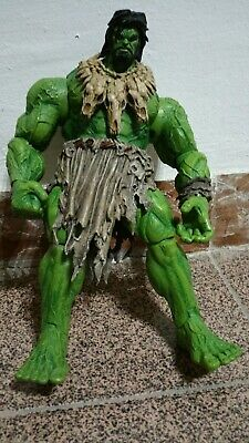 MARVEL  SELECT DIAMOND  ACTION FIGURE HULK BARBARIAN rare raro loose