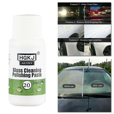Coating Cleaning Polishing Paste Tool Car Headlights Glass Replacement