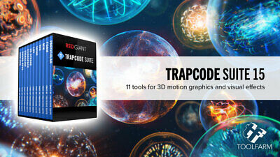 RED GIANT TRAPCODE Suite 14 0 3 | FULL VERSION | DIGITAL