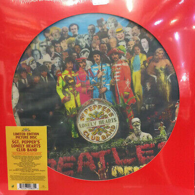 The Beatles – Sgt. Pepper's Lonely Hearts Club Band Vinyl, LP, Picture Disc