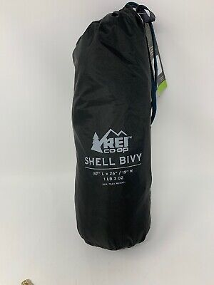 REI Co-op Shell Bivy Stargazer Teal Personal Tent