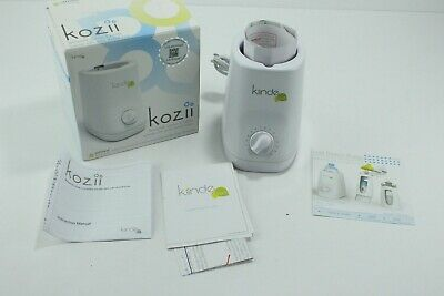 Kiinde Kozii Bottle Warmer and Breast Milk Warmer KK-R1-NA