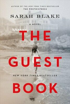The Guest Book by Sarah Blake 9781250110251 | Brand New | Free US Shipping