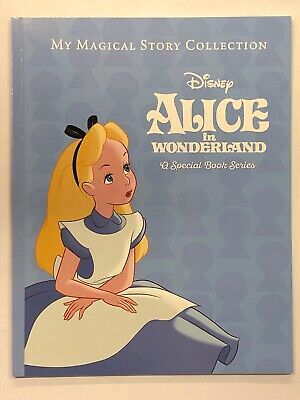 Alice In Wonderland - Disney Pixar - My Magical Story Collection