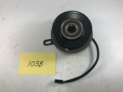 "Warner CVX 12V Propane Floor Buffer Electric Clutch 521563 fits 1"" shaft"