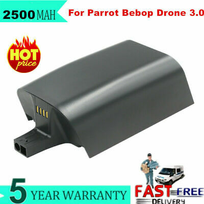 11.1V 2500mAh Lithium Battery For Parrot Bebop Drone 3.0 RC Quadcopter Upgrade F