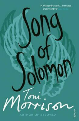 Song Of Solomon by Toni Morrison 9780099768418   Brand New   Free US Shipping