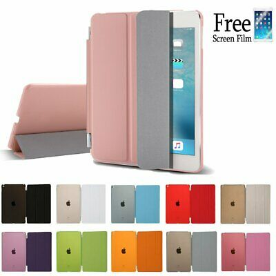 Ultra Slim Smart Magnetic Stand Cover Case for iPad 2 3 4 2018 9.7 6th 5th Air 2