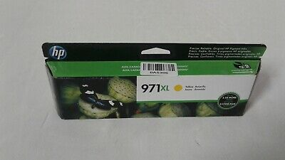 HP 971XL Ink Ctg CN628AM, Yellow for HP Officejet Pro X576dw