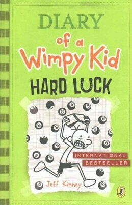 Diary of a Wimpy Kid: Hard Luck (Book 8) by Jeff Kinney 9780141355481