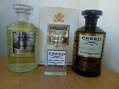 Creed Silver Mountain Water-100% authentic parfum fresh decant