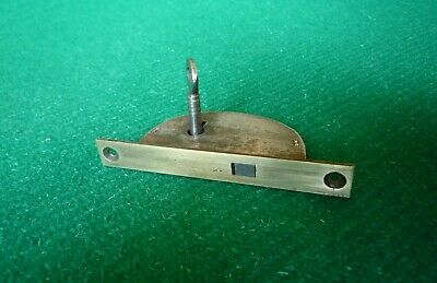 Antique Sliding hook Piano/Writing slope Lock & key