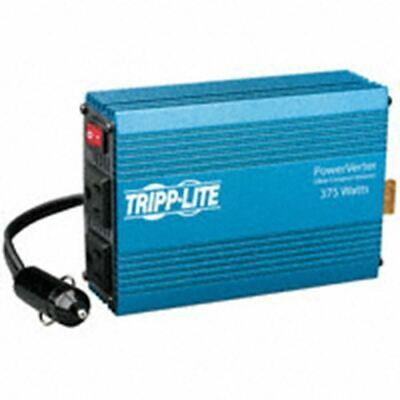 Inverter 375W 12Vdc 2Out Cigplug