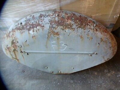 Fender Ford 8n 9N 2n Rear Fender Massey ferguson to20 to30 #