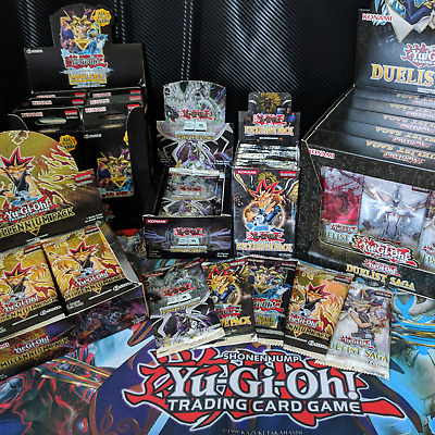 Yu-Gi-Oh! Sealed Vintage Bundle - Anniversary Pack, Movie Packs & Nostalgia!