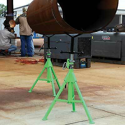 Mathey Dearman Pipe Stand Double Deal For Welding Pipes