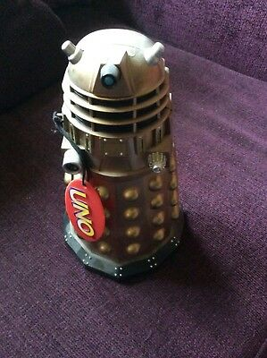Doctor who dalek uno card game