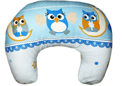 ✅STARS Baby Nursing Pillow Breastfeeding 🤱 Maternity ✅Removable zippered cover