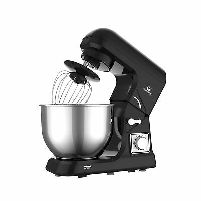 MURENKING MK36C Food Stand Mixer 1000W 5L Mixing Bowl 6 Speeds Control Kitche...