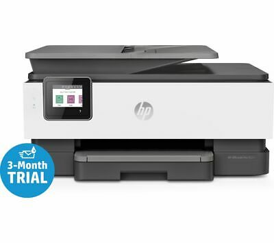 HP OfficeJet Pro 8024 All-in-One Wireless Inkjet Printer with Fax