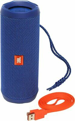 JBL Flip 4 Waterproof Bluetooth Wireless Rechargeable Portable Stereo Speaker