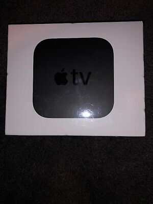 Apple TV 5th Generation 4K 64GB HDR Media Streamer Player MP7P2LL/A
