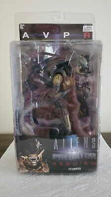 NECA AVP Aliens vs Predator Requiem Predalien Hybrid (Open Mouth) FREE SHIPPING