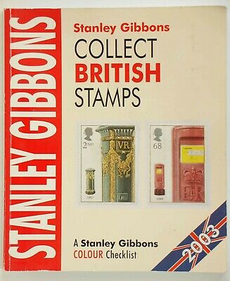 Stanley Gibbons Collect British Stamps 2003