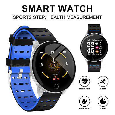 XGODY Bluetooth Smart Watch Message Reminder Men Women Kids For Android/iOS NEW