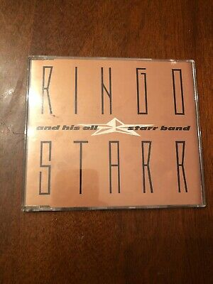 Ringo Starr It Don't Come Easy Live CD Single And His All Starr Band
