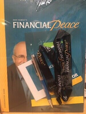 Dave Ramsey's Financial Peace University FPU Coordinator Book NEW (Not Latest)