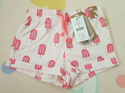 Cotton On Kids' Shorts - Size 3 (RRP $22.95)