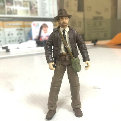 "rare Indiana Jones Raiders Of The Lost Ark 3.75"" action figure with bag"