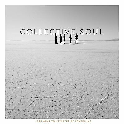 Collective Soul - See What You Started By Continuing - Cd - Neu