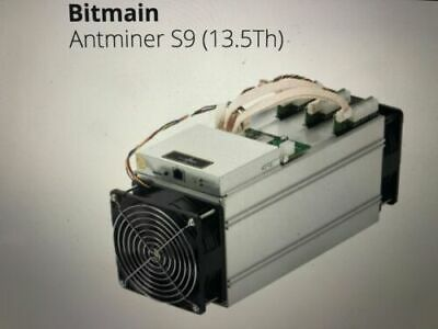 AntMiner S9 14TH/s ASIC SHA 256 Bitcoin - 5 Days Of Cloud Mining Rental & Lease