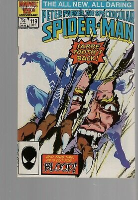 Peter Parker The Spectacular Spiderman 119 Huge Range Of Marvel Comics In Stock