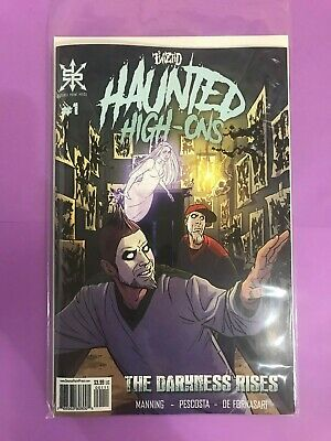 TWIZTID HAUNTED HIGH-ONS 1 SOURCE POINT PRESS NM NEW Horror ICP 9.+ great copies