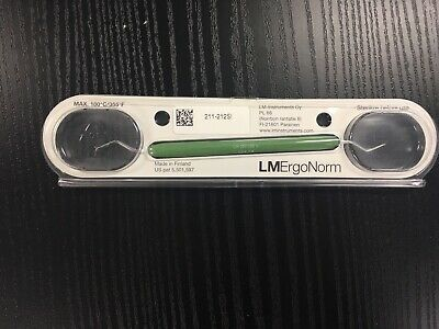 LM	ErgoNorm 211-212 si Green (5 pieces)