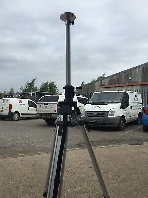 Seco ( Trimble ) Elevating Tripod  laser level survey. Leica, Spectra Topcon etc