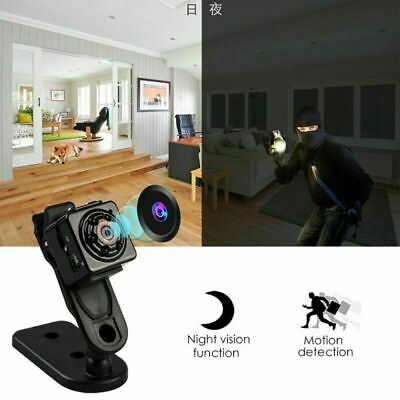Mini Wireless DVR Camera HD 1080P Security Hidden Camera Nanny Cam Clear Home UK