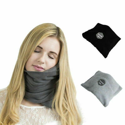 Portable Travel Pillow Neck Pillow Proven Neck Support Sitting Soft Suitable