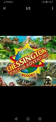 Chessington World Of Adventures 1 Ticket 5th September
