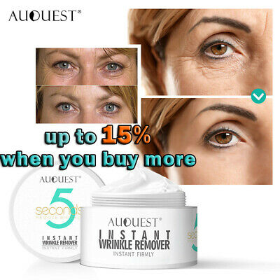 AuQuest 5 Second Wrinkle Remover Instant Firmly Peptide Anti-aging HOT SELL