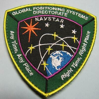 Gps Iii Global Positioning Systems Directorate Navstar Original Patch Any Time